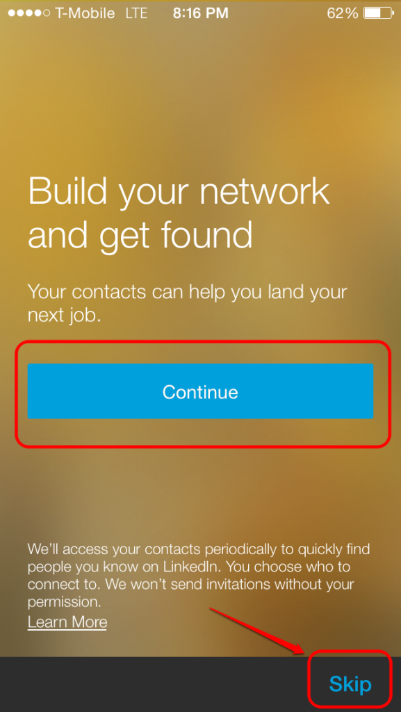 How to Manage LinkedIn Privacy - Remove Imported Contacts