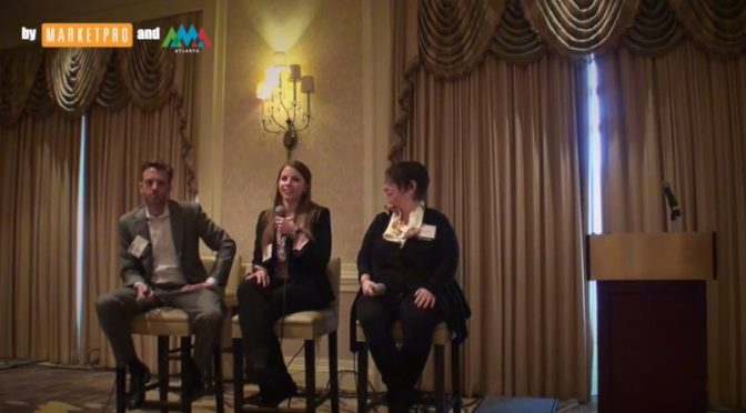 Millennials in the Workplace – AMA Atlanta Panel